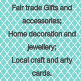 air trade gifts and accessories - Home decorations and jewellery - Local crafts and arty cards